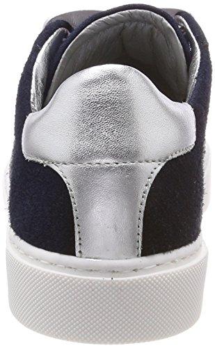 Maripé 26210-p, Sneaker Donna Blau (chamois 1215)