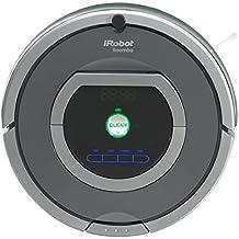 iRobot Roomba 782 Robot Aspirador, Alto Rendimiento de Limpieza, Programable, Limpia Varias Habitaciones