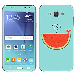 Theskinmantra Melon Whale SKIN for Samsung Galaxy J5
