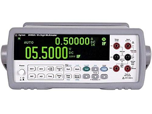 Preisvergleich Produktbild 34450A Benchtop multimeter 2x OLED 55 digit 100m/1/10/100/1000V