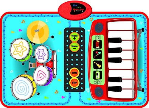 Playmats- Manta Musical (1929)