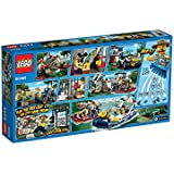 LEGO City Police 60069: Swamp Police Station
