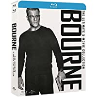 Jason Bourne Movie Collection