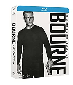 Jason Bourne Movie Collection (5 Blu-Ray)