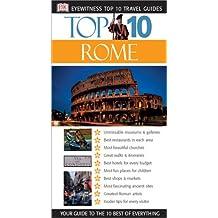 Top 10 Rome (DK Eyewitness Top 10 Travel Guides)