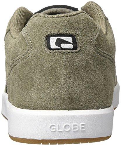 Globe Octave, Basses Homme Multicolore (Marron Walnut/White)
