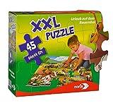 noris 606031565 Spiele 606031565-XXL Puzzle Urlaub auf dem Bauernhof