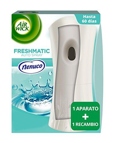 Air Wick Ambientador Nenuco Freshmatic Max