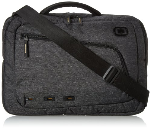 OGIO 111068.437 Hinterradgepäckträger Newt Slim Case 15, Dark Static