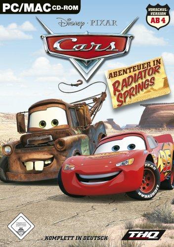 Preisvergleich Produktbild Cars - Abenteuer in Radiator Springs