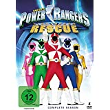 Power Rangers - Lightspeed Rescue - Die Komplette Staffel 8