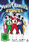 Power Rangers - Lightspeed Rescue - Die Komplette Staffel 8 [5 DVDs]