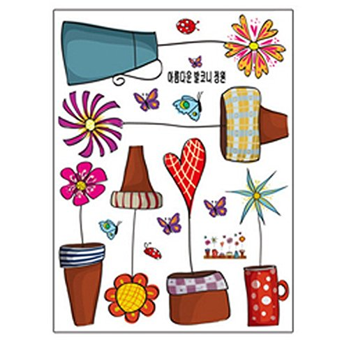 autocollants-muraux-toogoorautocollants-muraux-denfant-decoratifs-avec-le-style-de-la-peinture-pot-d