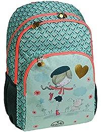 mochila escolar doble SKATER by BUSQUETS
