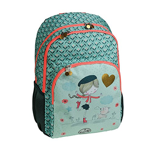mochila escolar doble SKATER by BUSQUETS