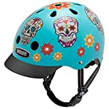 Nutcase GEN3 Street Helmet Casco da Bici, Multicolore/Spirits in the Sky, S