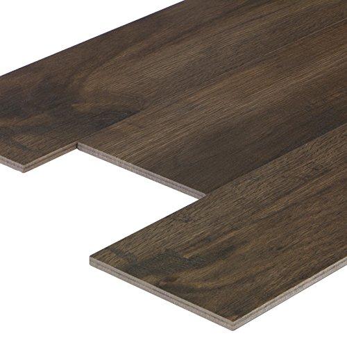 """Wood Teak"" Bodenfliesen 15,0x60,8 cm, Feinsteinzeug Fliesen in Holzoptik (1 m²)"