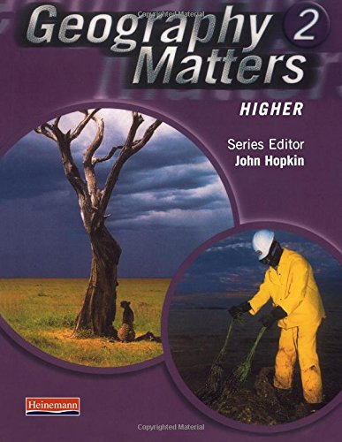 Geography Matters 2 Core Pupil Book: Higher 2