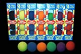 Karton mit 4 grünen Kugeln Goshman Foam superweiche 1,5'' (3,75 cm Durchmesser)