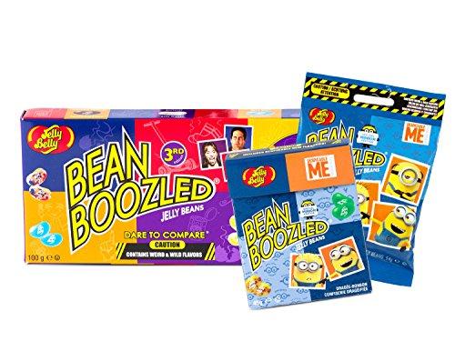 Preisvergleich Produktbild Jelly Belly Glücksrad Bean Boozled und Minion Edition Box und Tüte (199 g)