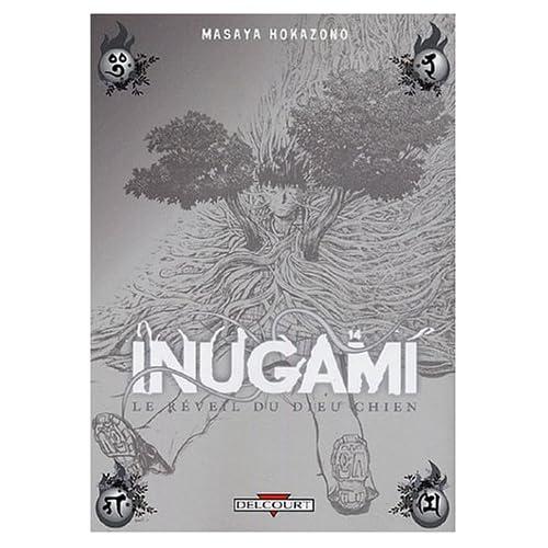 Inugami, le réveil du dieu-chien, Tome 14 :