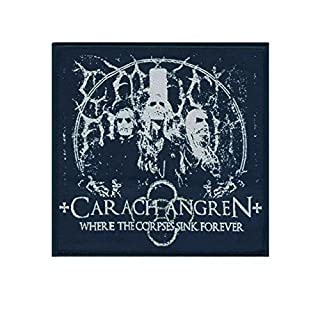 Carach Angren - Where The Corpses Sink Forever - Patch / Aufnäher
