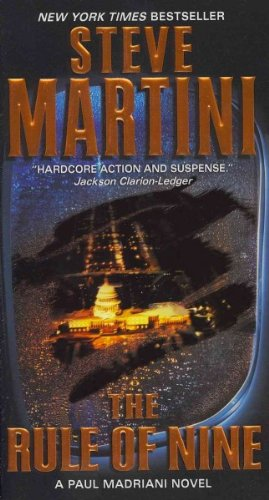 (The Rule of Nine) By Martini, Steve (Author) mass_market on (04 , 2011)