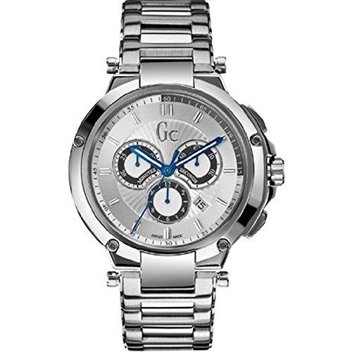 Executive Reloj X66004g1s Collection Gc Plateado Guess Hombre EH2ID9