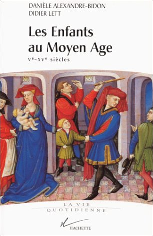 Les enfants au moyen-age