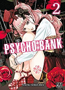 Psycho Bank Edition simple Tome 2