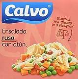 Calvo - Ensalada rusa con atún, 150 g