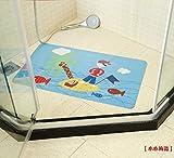 bd jfew Badewanne rutschfeste Matten Pebble soft Badezimmer Anti-rutsch Whirlpool Matte mit Sauger Badewanne Fuß pad Badematte - C 39 x 70 cm (15 x 28 Zoll)