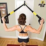 CEXPRESS - Tensores para Ejercicios en Suspensión Just Up Gym