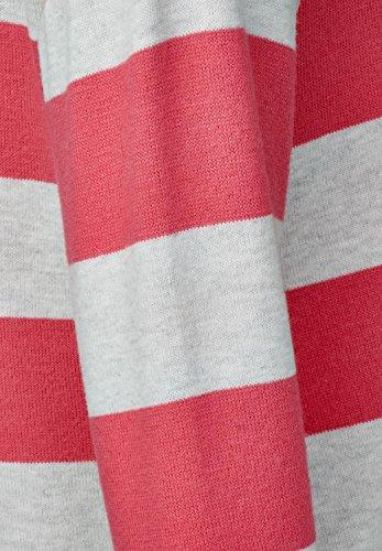 Street One Damen Kuscheliger Pullover Roja colada pink (pink)