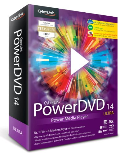 CyberLink PowerDVD 14 Ultra