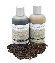 Abbey St Clare Coffee & Cloves Leave-In Conditioner for All Shades of Darker Hair
