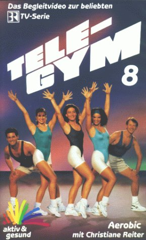 08 Gesund (Tele-Gym 08 - aktiv & gesund durch Aerobic [VHS])