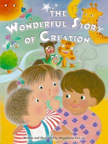 The Wonderful Story of Creation (Kids Bestsellers)
