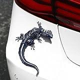 xj 3D Realistischer Gecko Auto Aufkleber Auto Reflective Terror Gecko BMW Audi VW Aufkleber