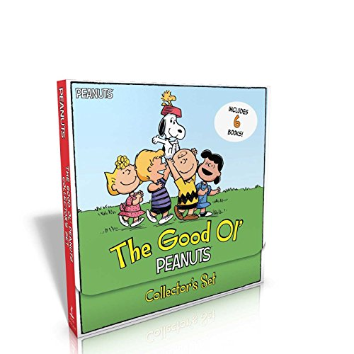 The Good Ol' Peanuts Collector's Set: Lose the Blanket, Linus!; Snoopy and Woodstock's Great Adventure; Snoopy for President!; Snoopy Takes Off!; Go F