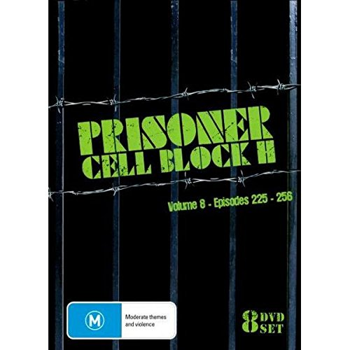 Prisoner: Cell Block H (Vol. 8 Ep. 225-256) - 8-DVD Box Set ( Prisoner ) [ Australische Import ] (Woman-dvd Caged)