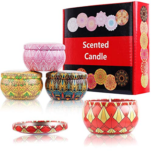 Scented Candles...