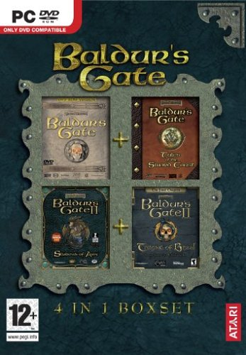 Baldur's Gate Compilation (DVD-ROM)