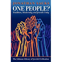 One People?: Tradition, Modernity, and Jewish Unity (Littman Library of Jewish Civilization)