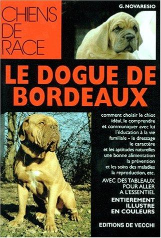 Le dogue de Bordeaux par G Novaresio