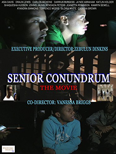 Senior Conundrum Cover
