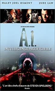 A.I. Intelligence artificielle [VHS]
