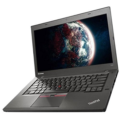 Lenovo ThinkPad T450 14-Inch Laptop (Intel Core i3 2.3 GHz, 4 GB RAM, 500 GB HDD, Windows 7 Professional)