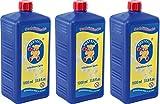 Pustefix 420869725 - Seifenblasen Nachfüllflasche Maxi 1000 ml (3er Pack)