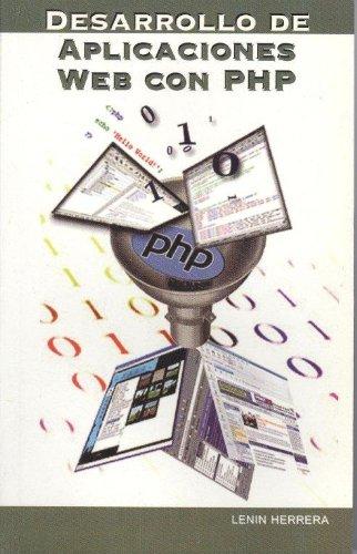 Desarrollo de Aplicaciones Web con PHP por Lenin Herrera